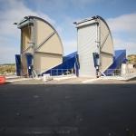 Quai de transfert - alcea (centre de traitement et de valorisation des déchets ménagers de Nantes Métropole) - Nantes - 22/07/2014
