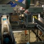 Tris optiques - Tri'sac - alcea (centre de traitement et de valorisation des déchets ménagers de Nantes Métropole) - Nantes - 22/07/2014