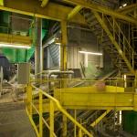 Unité de valorisation énergétique (zone thermique) - alcea (centre de traitement et de valorisation des déchets ménagers de Nantes Métropole) - Nantes - 22/07/2014