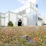 Jardins d'alcea - alcea (centre de traitement et de valorisation des déchets ménagers de Nantes Métropole) - Nantes - 22/07/2014