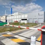 Pont bascule - alcea (centre de traitement et de valorisation des déchets ménagers de Nantes Métropole) - Nantes - 22/07/2014