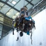 Fosse (OM / DIB) - déchets ménagers et assimilés - alcea (centre de traitement et de valorisation des déchets ménagers de Nantes Métropole) - Nantes - 22/07/2014