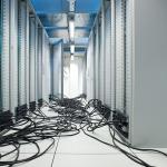 Salle informatique - Immeuble Servier à Suresnes (92)