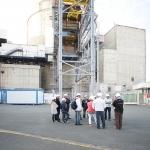 Enceinte de confinement de la tranche 3 du Centre Nucléaire de Production d'Electricité du Blayais (CNPE)