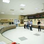 Simulateur de la salle de commande - Centre Nucléaire de Production d'Electricité du Blayais (CNPE)