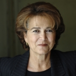 Michèle Barzach, ancien Ministre et Présidente des Amis du Fonds Mondial Europe - Paris