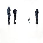 Antony Gormley - Big Fall - Galerie Thaddaeus Ropac - Pantin