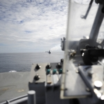 Exercice naval Varuna entre la marine indienne et française